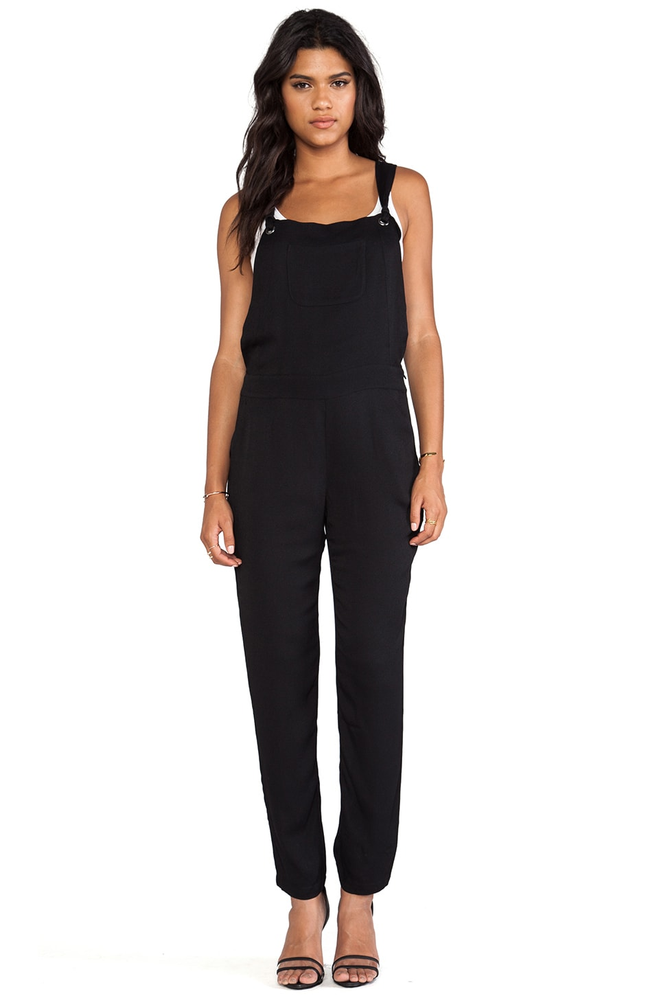 Ella Moss Stella Jumpsuit in Black