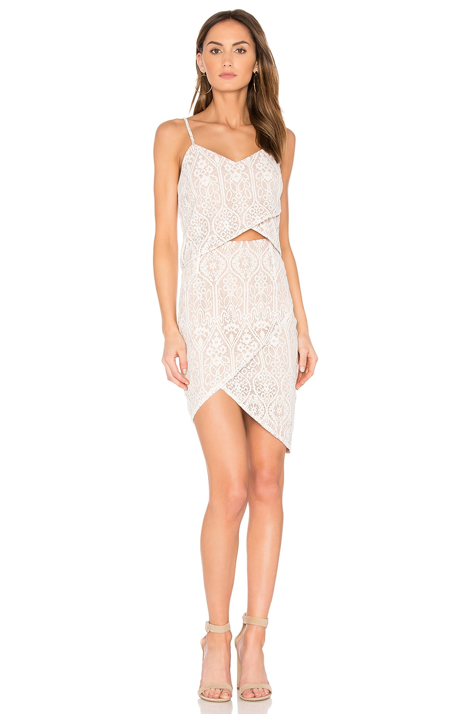 ELLIATT x REVOLVE Tulip Dress in Floral Lace