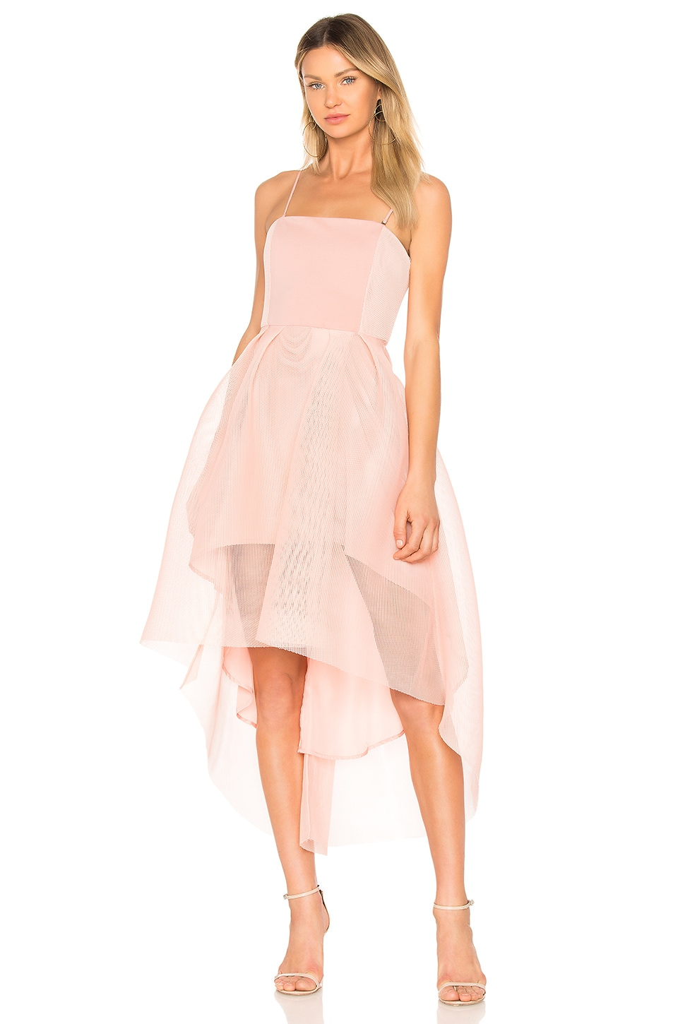 ELLIATT Elysian Dress in Blush