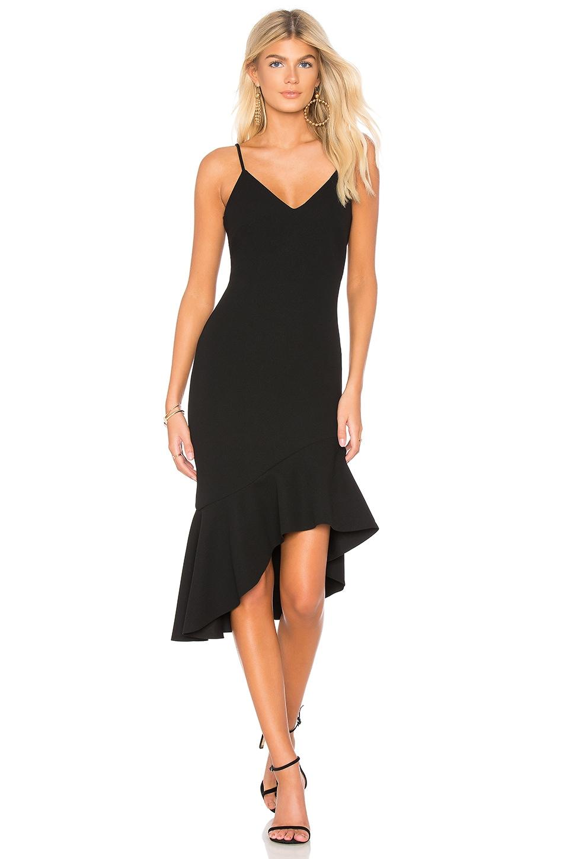 ELLIATT Artemis Dress in Black