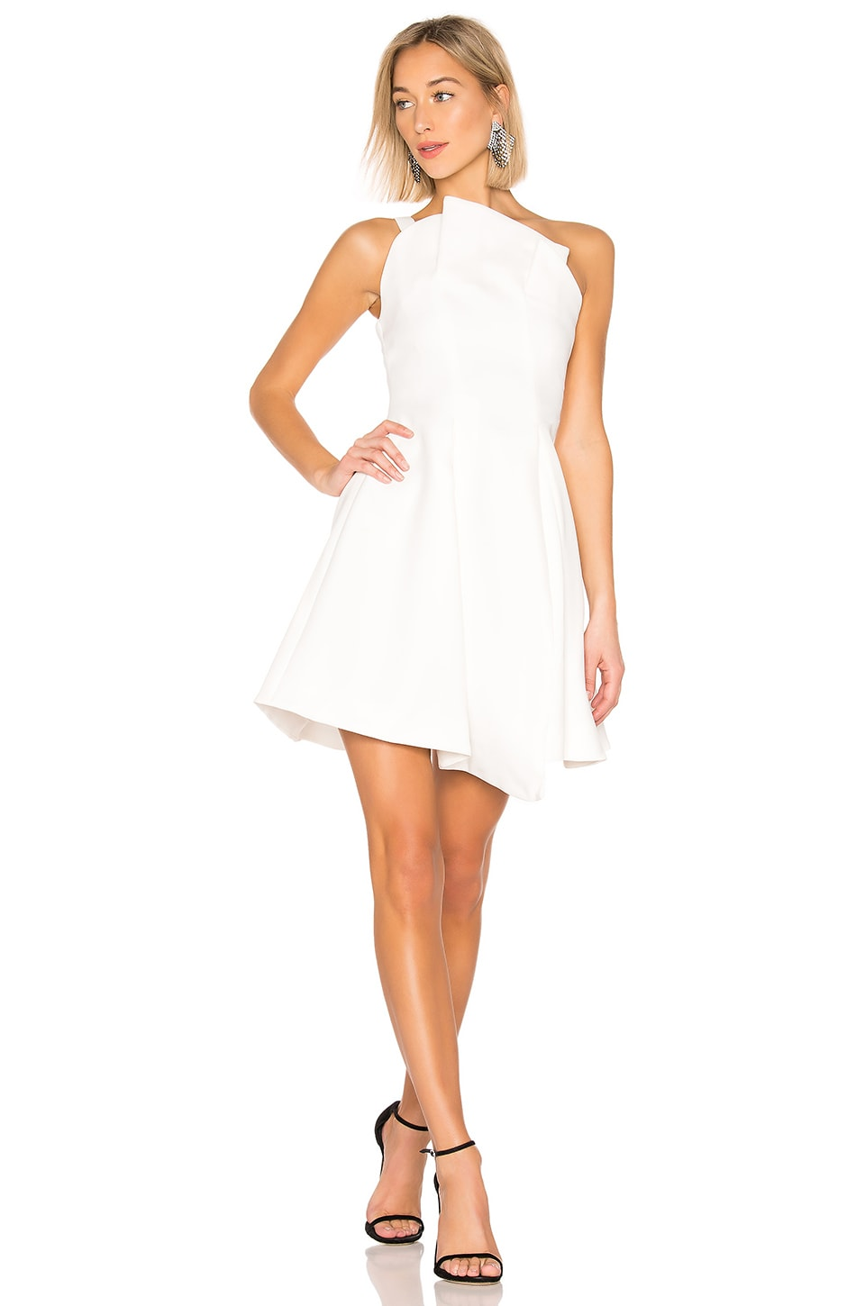 ELLIATT Frida Dress in White