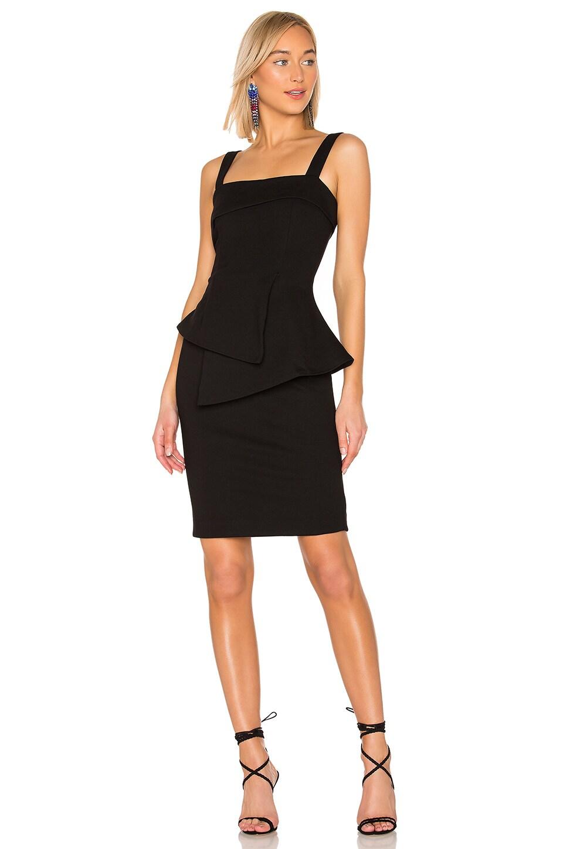 ELLIATT Amity Dress in Black