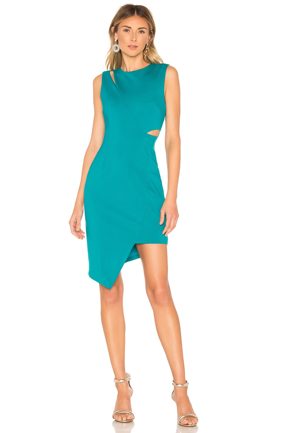 ELLIATT Sanctuary Dress in Teal