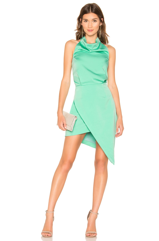 ELLIATT Camo Dress in Mint