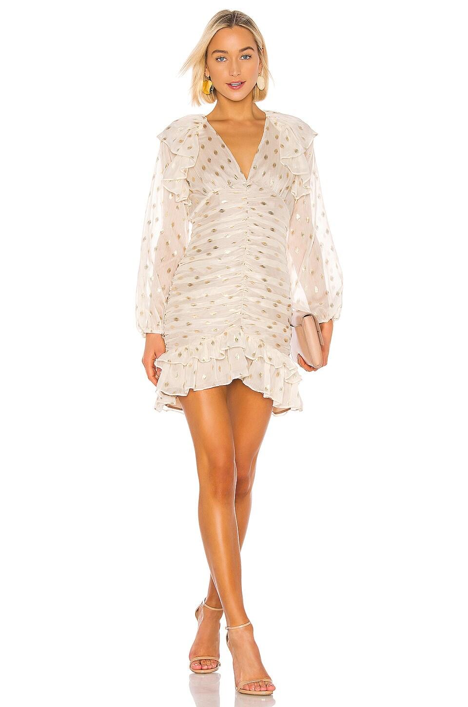 ELLIATT Marta Dress in Ivory