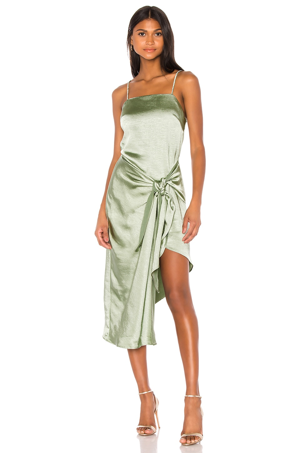 ELLIATT Thea Dress in Sage