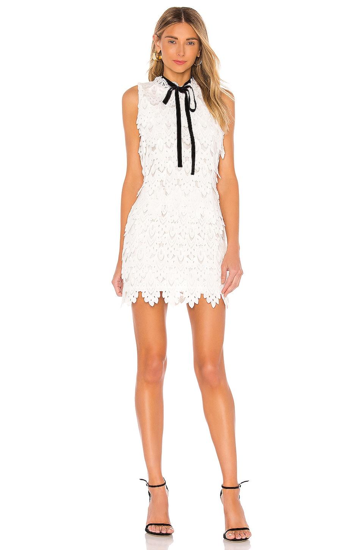 ELLIATT Harmonia Dress in White