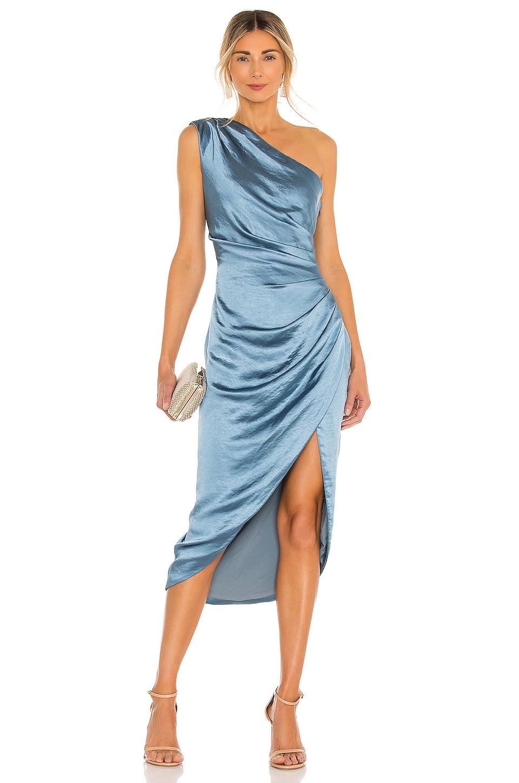 ELLIATT Cassini Dress in Blue