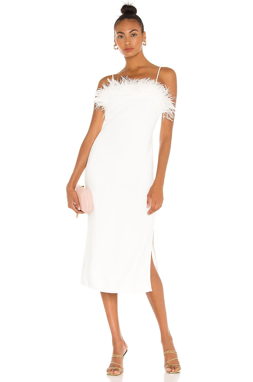 ELLIATT Harley Dress in Ivory