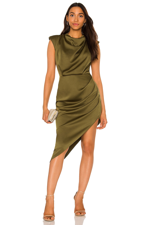 ELLIATT X REVOLVE Reminton Dress in Khaki