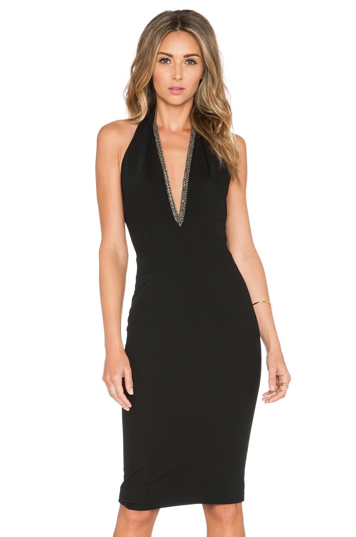 Elle Zeitoune Zeitoune Mason Dress in Black