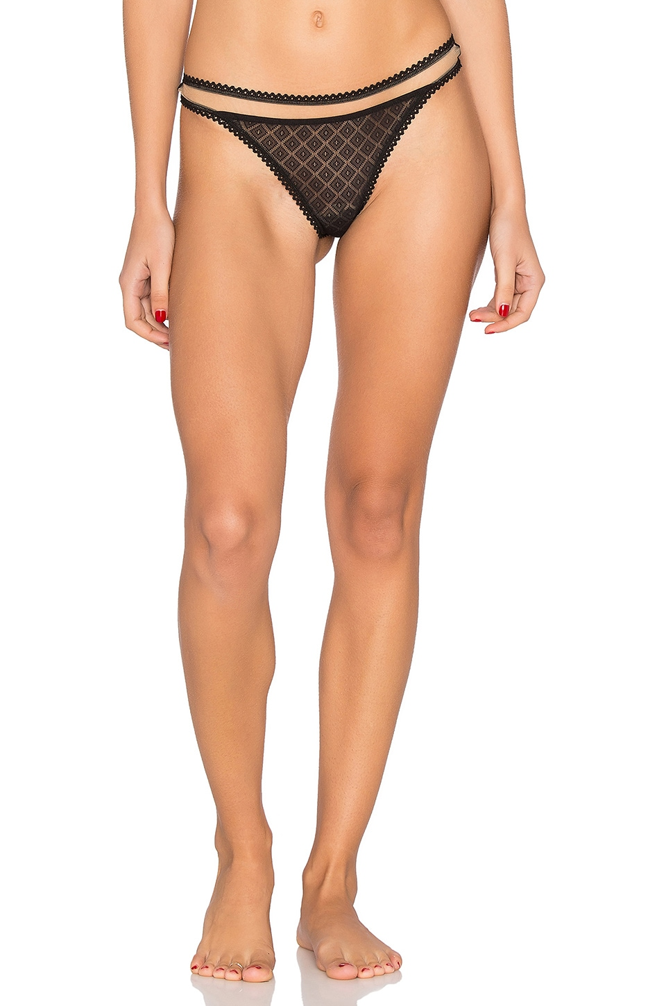 Hidden Layer Thong by Else