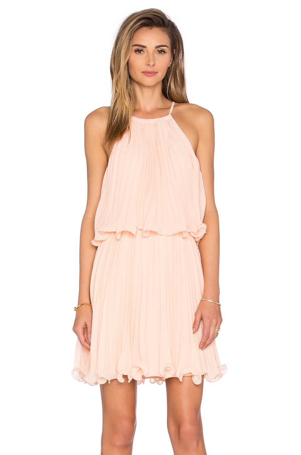 Endless Rose Ariana Dress in Blush