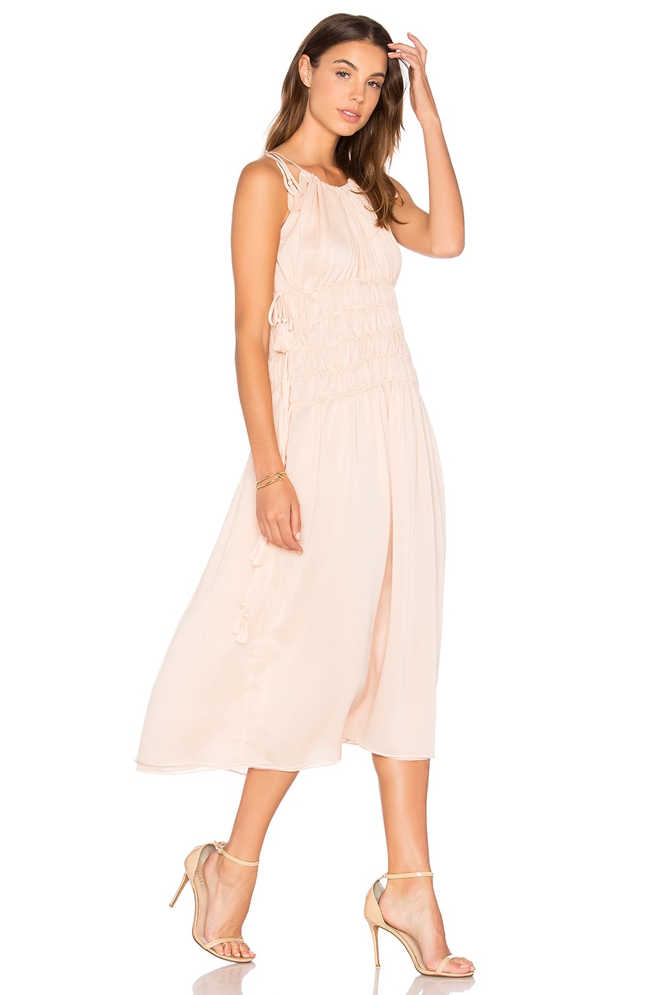 Strappy Maxi Dress by Endless Rose
