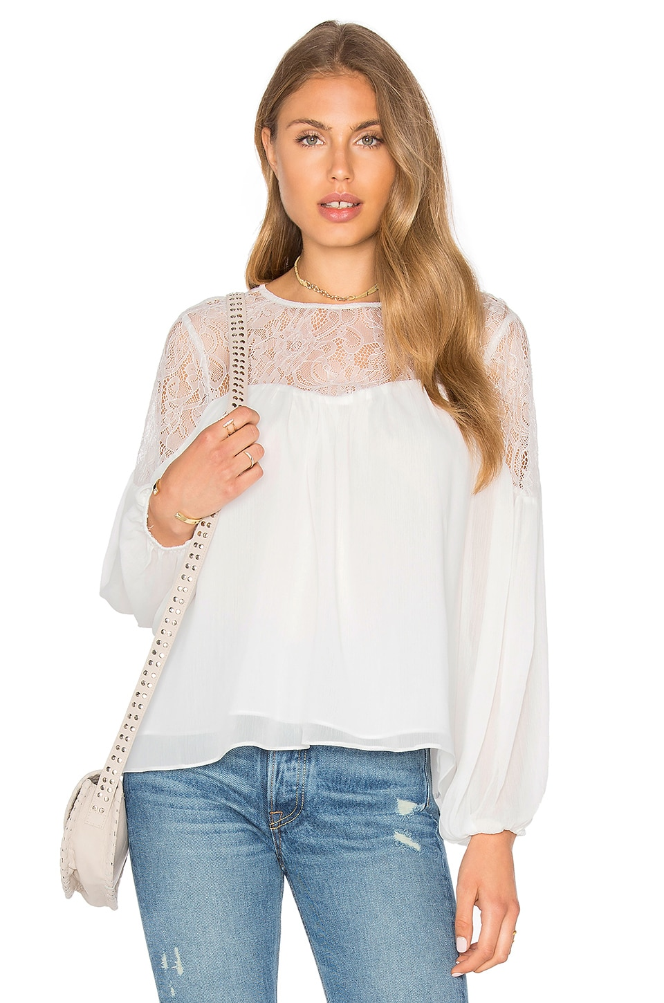 Lace Blouse by Endless Rose