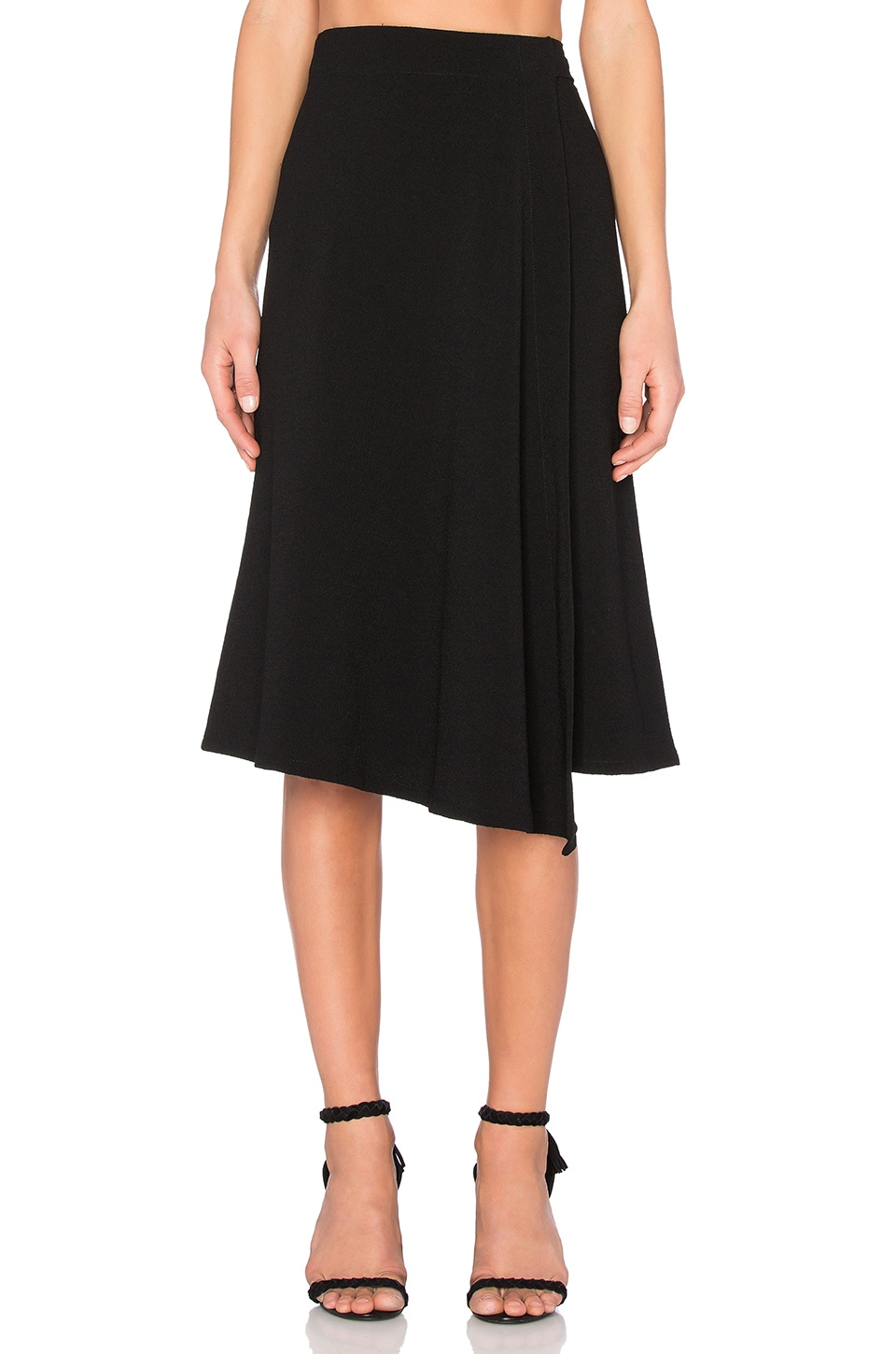 Wrap Skirt by Enza Costa