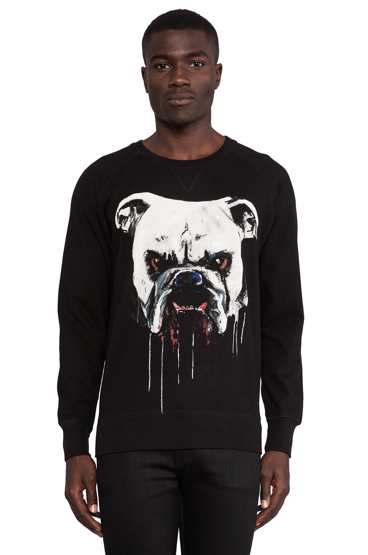 Eleven Paris Suntuldog Sweatshirt in Black