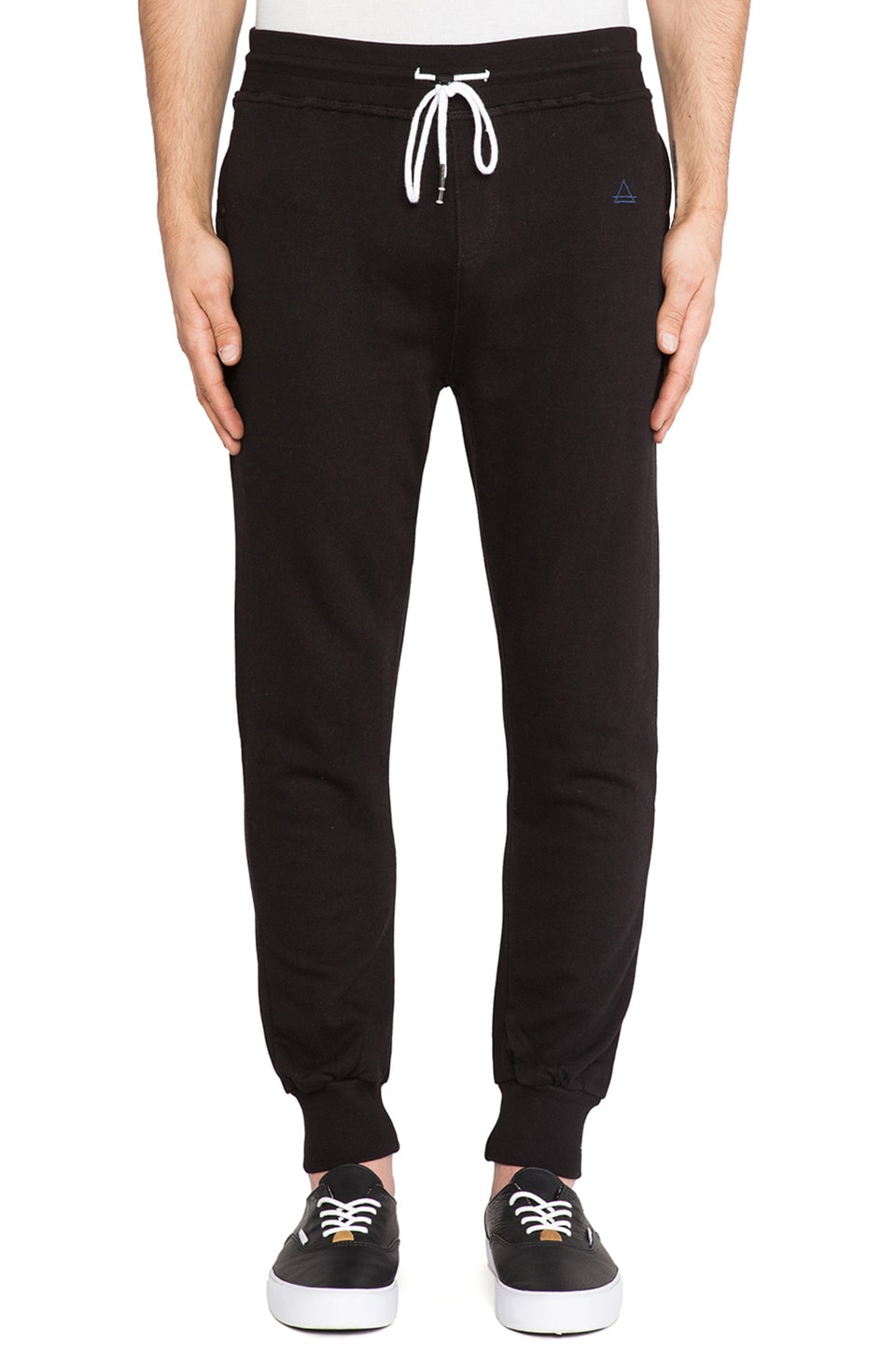 Eleven Paris Billy Sweatpant in Black