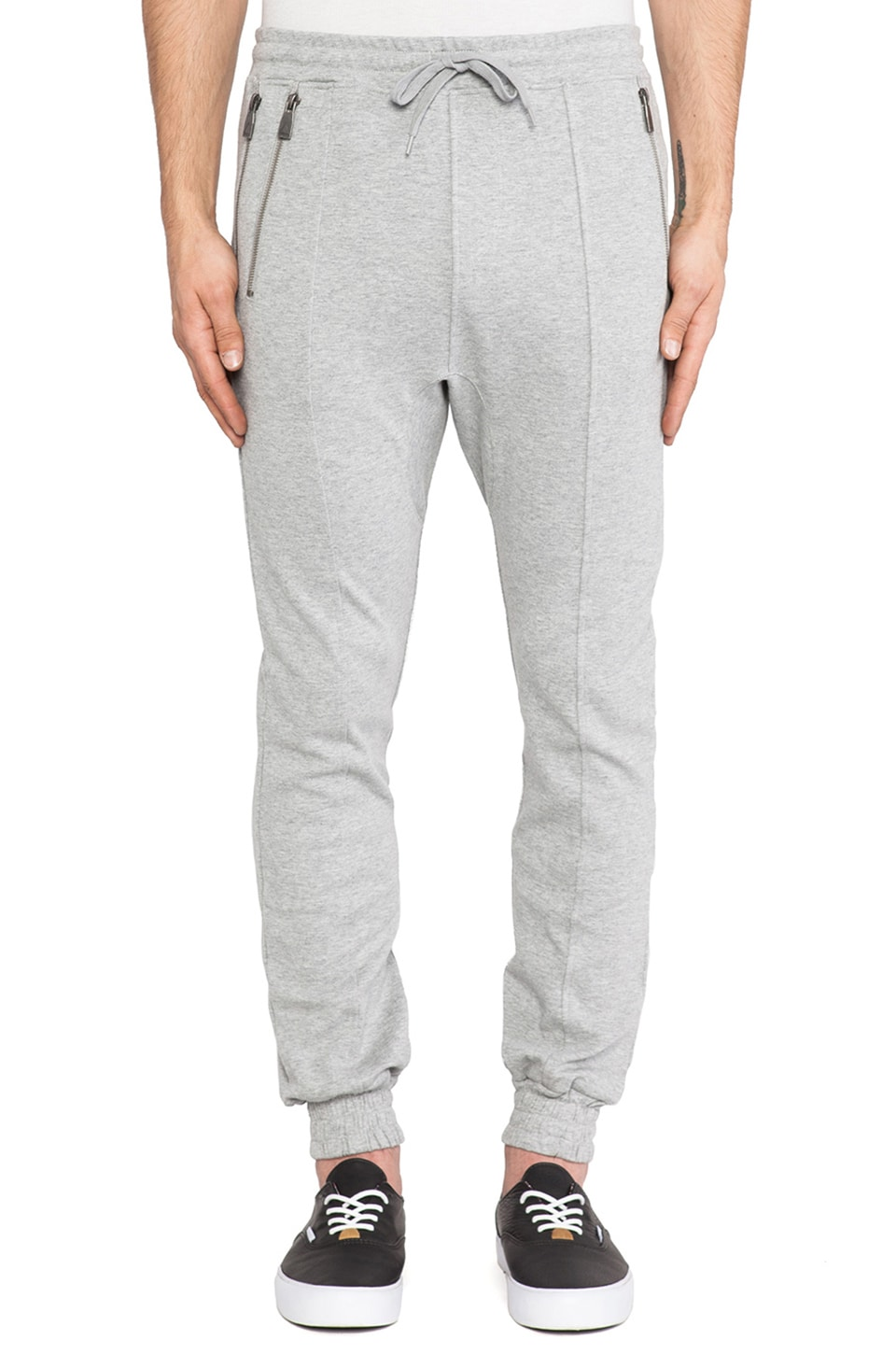 Eleven Paris Silex Sweatpant in Grey