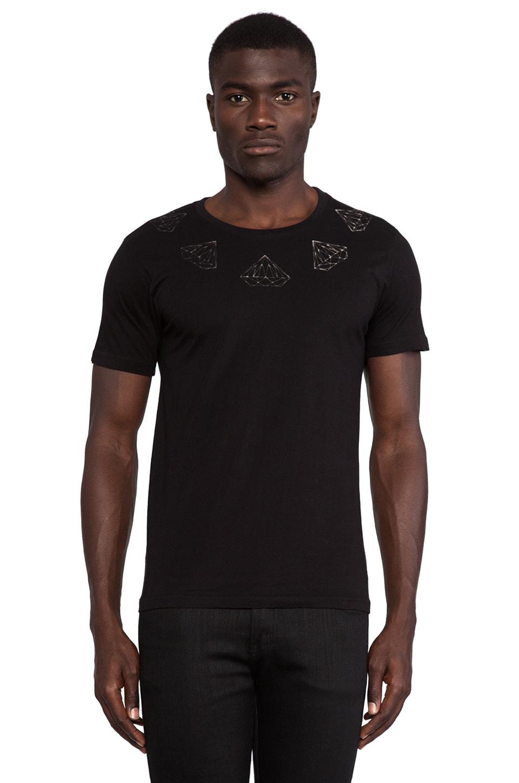 Eleven Paris Camanbis T-Shirt in Black