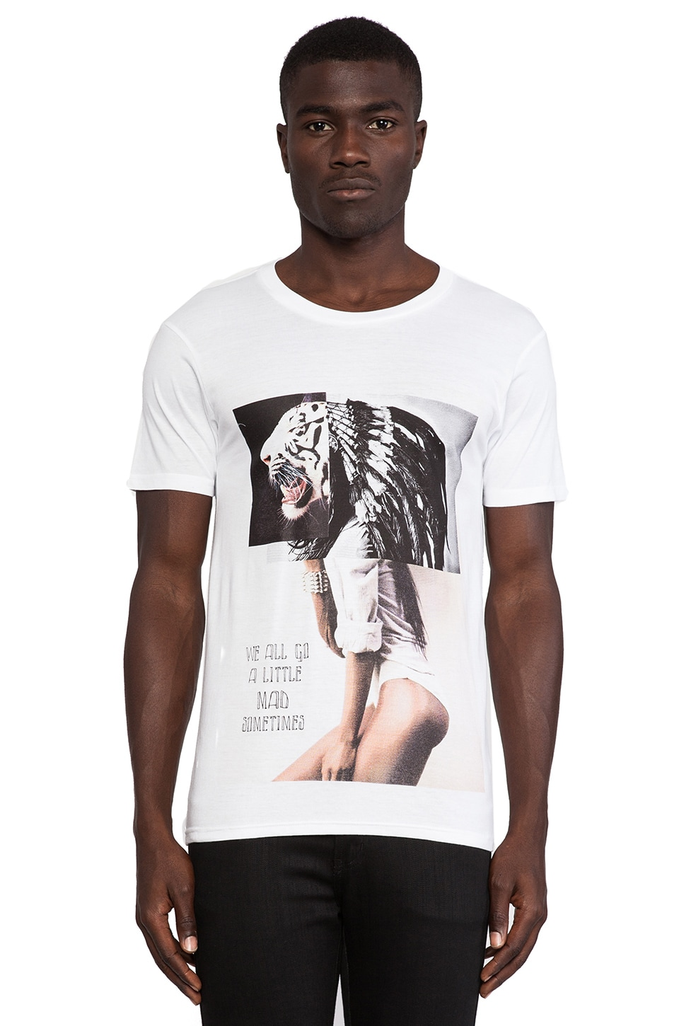 Eleven Paris Aldino T-Shirt in White