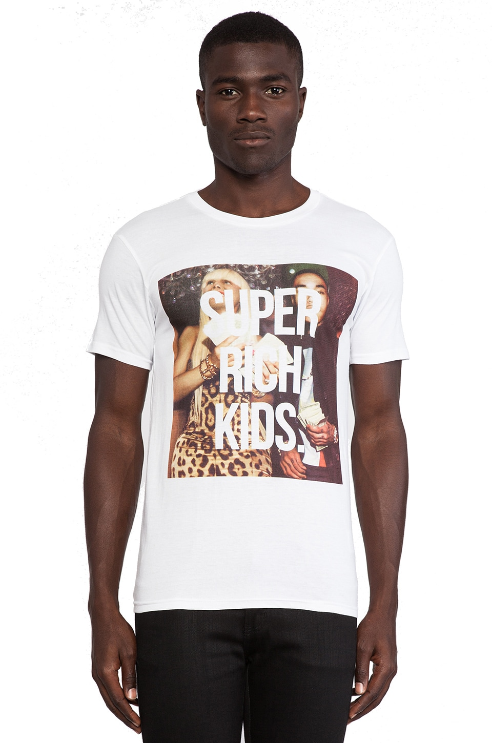 Eleven Paris Hurich T-Shirt in White