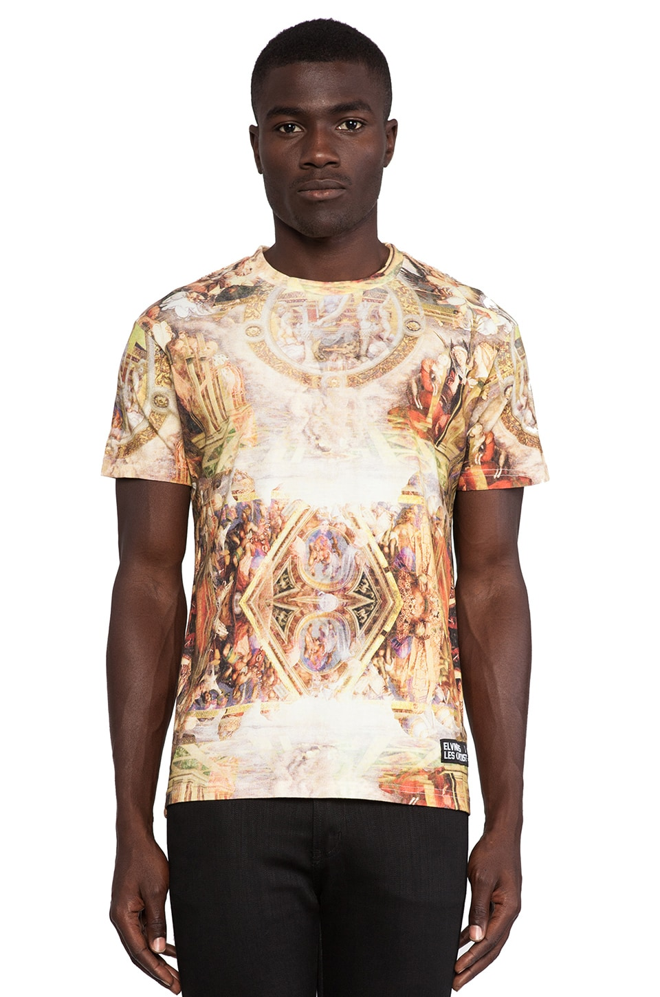 Eleven Paris Hesus T-Shirt in Print
