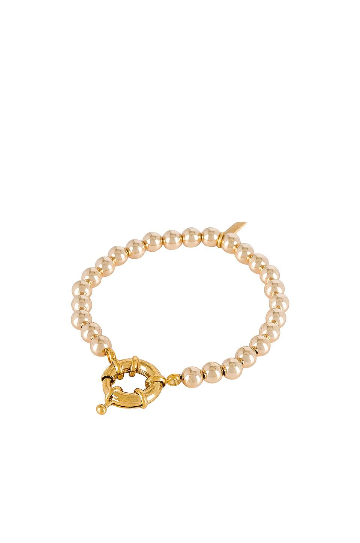 Electric Picks Jewelry Beau Bracelet in Gold