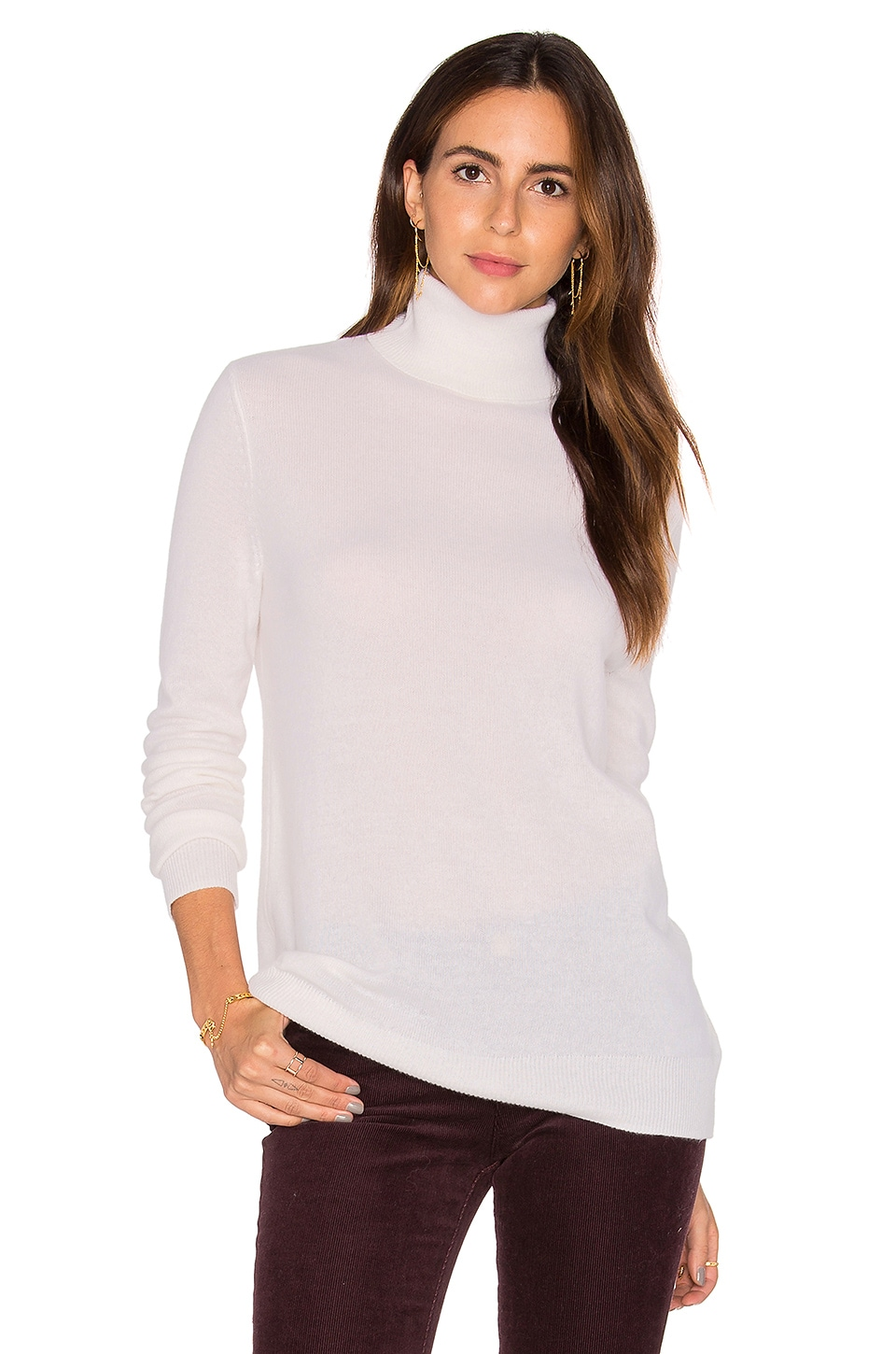 Oscar Turtleneck Sweater by Equipment