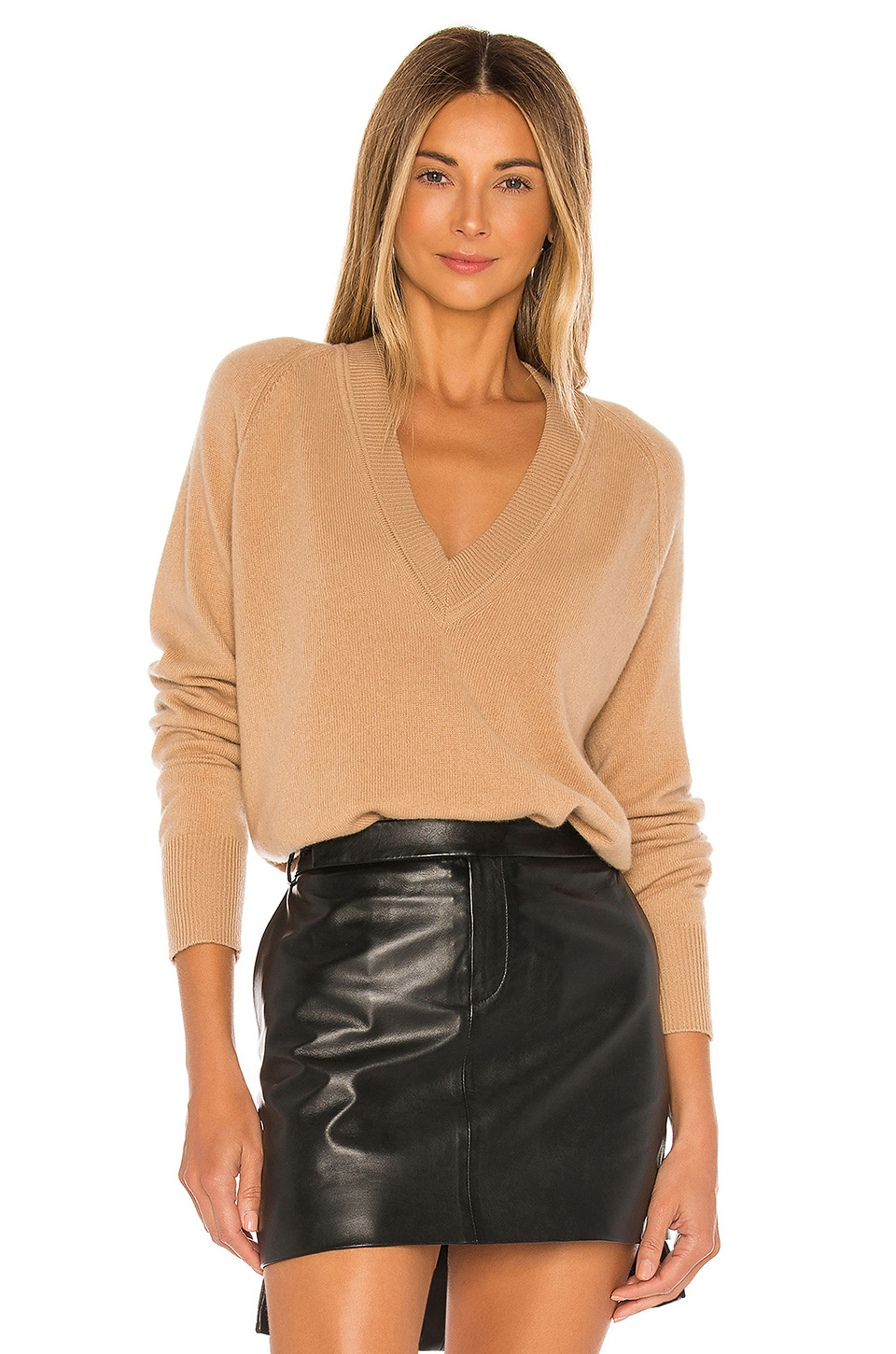 Equipment Sweaters Madalene V Neck Sweater