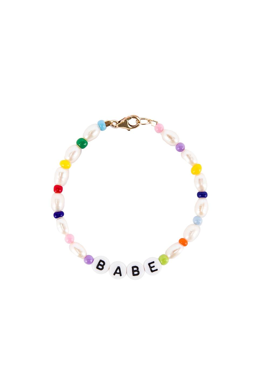 ERTH Pearl Babe Bracelet in Multi