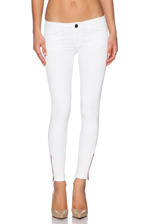 Etienne Marcel Skinny Jean in White