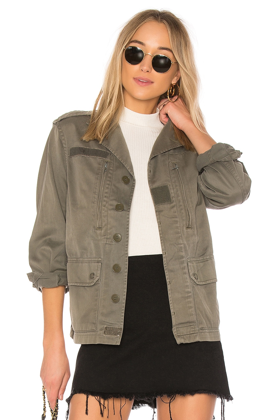 Army Jacket by Etienne Marcel