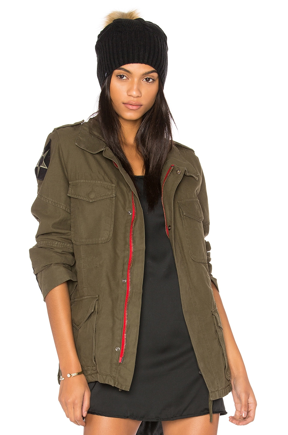 Military Jacket by Etienne Marcel