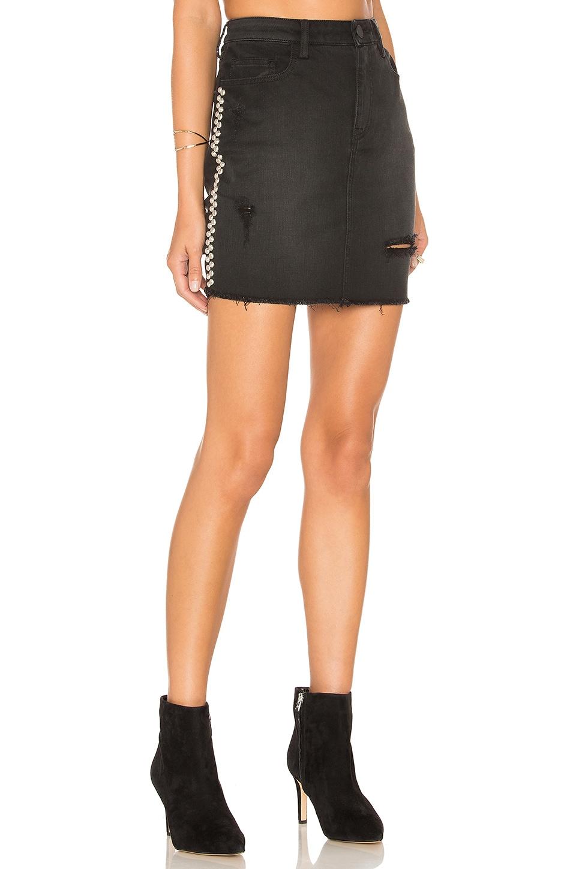 Stud Skirt by Etienne Marcel