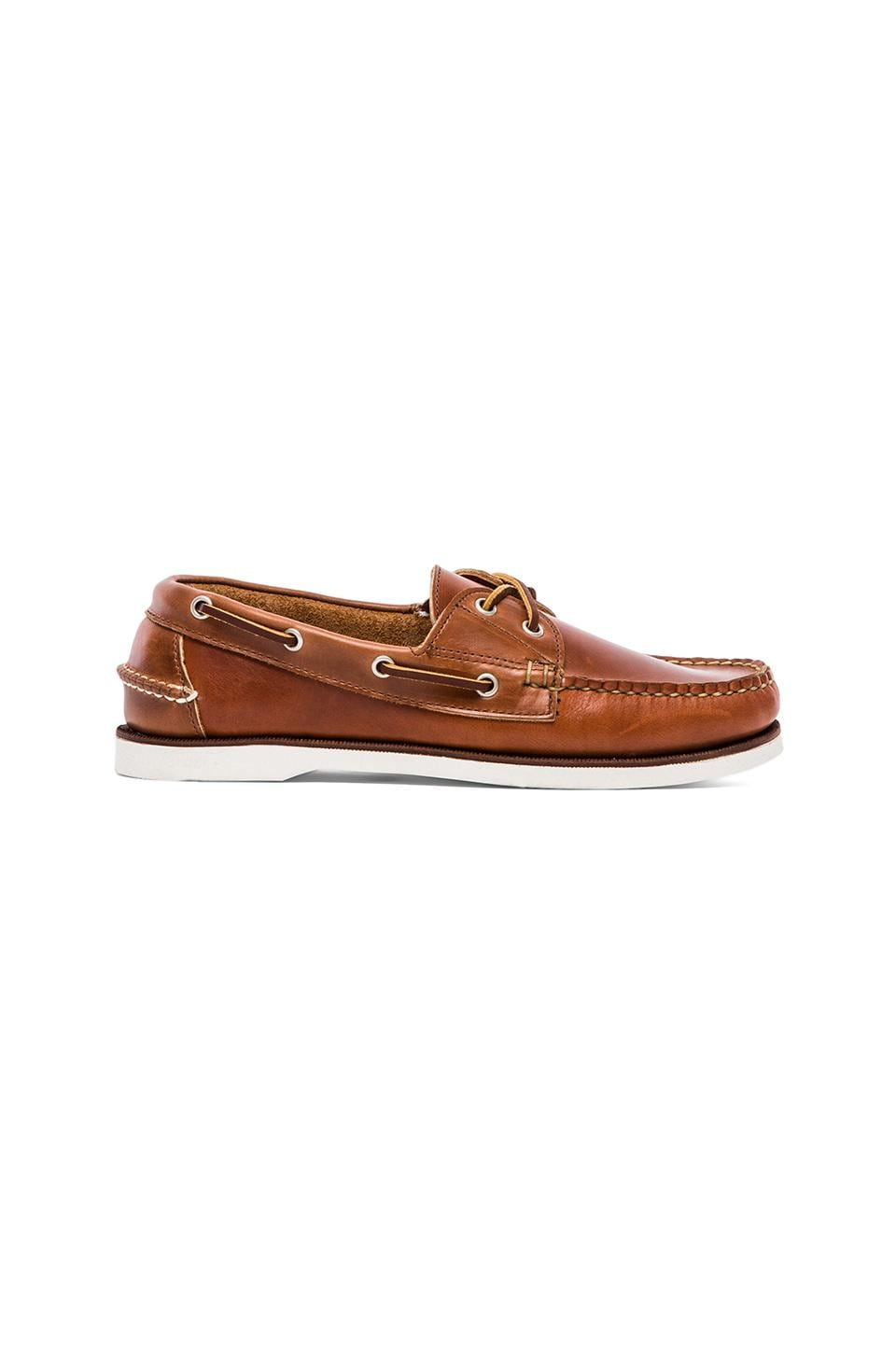 Eastland Made in Maine Freeport USA in Chicago Tan