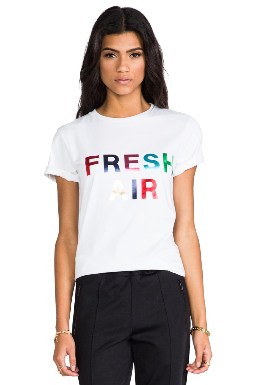 etre cecile Fresh Air T-Shirt in White
