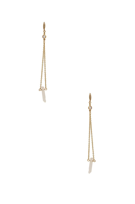 Ettika Earrings in Gold