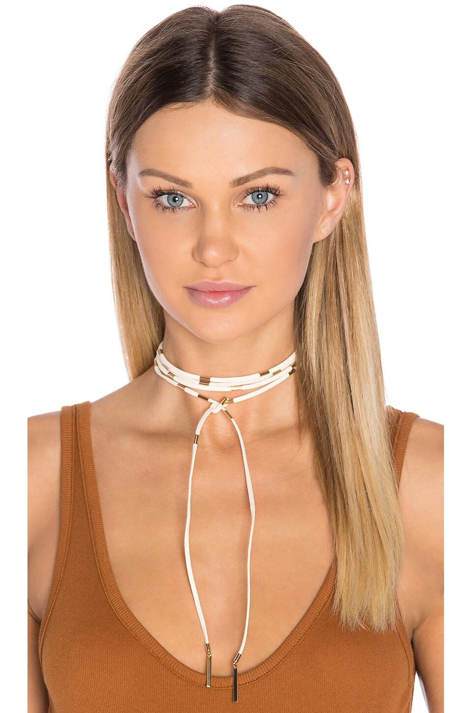 Wrap Necklace by Ettika