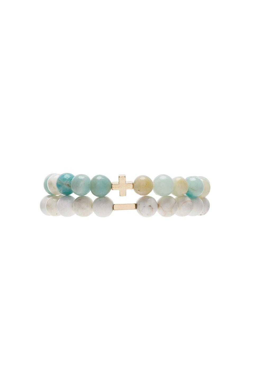 x CHARGED Bracelet Set by Ettika