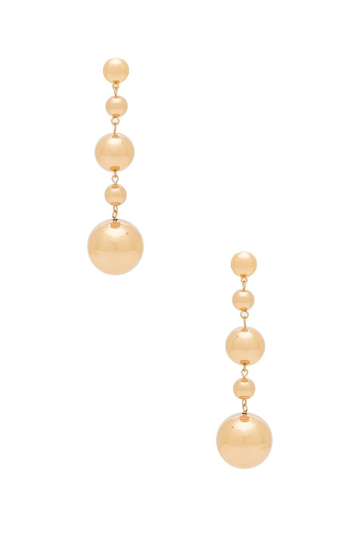 Ettika Drop Earring in Gold