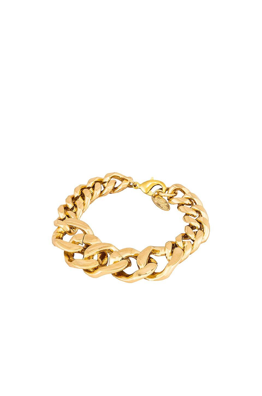 Ettika Link Bracelet in Gold
