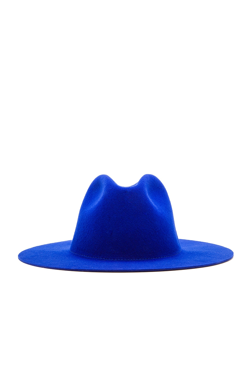 Etudes Studio Midnight Hat in Blue