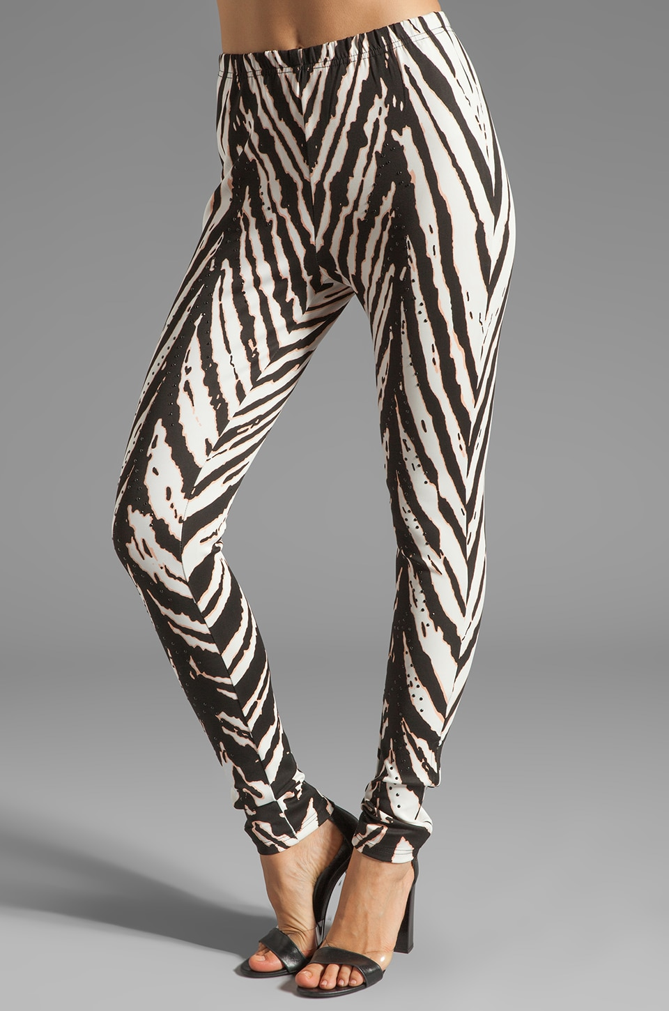 Evil Twin Hypnotic State Leggings in Multi