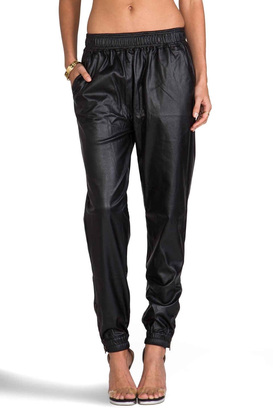 Evil Twin Resistance Jogger Pant in Black
