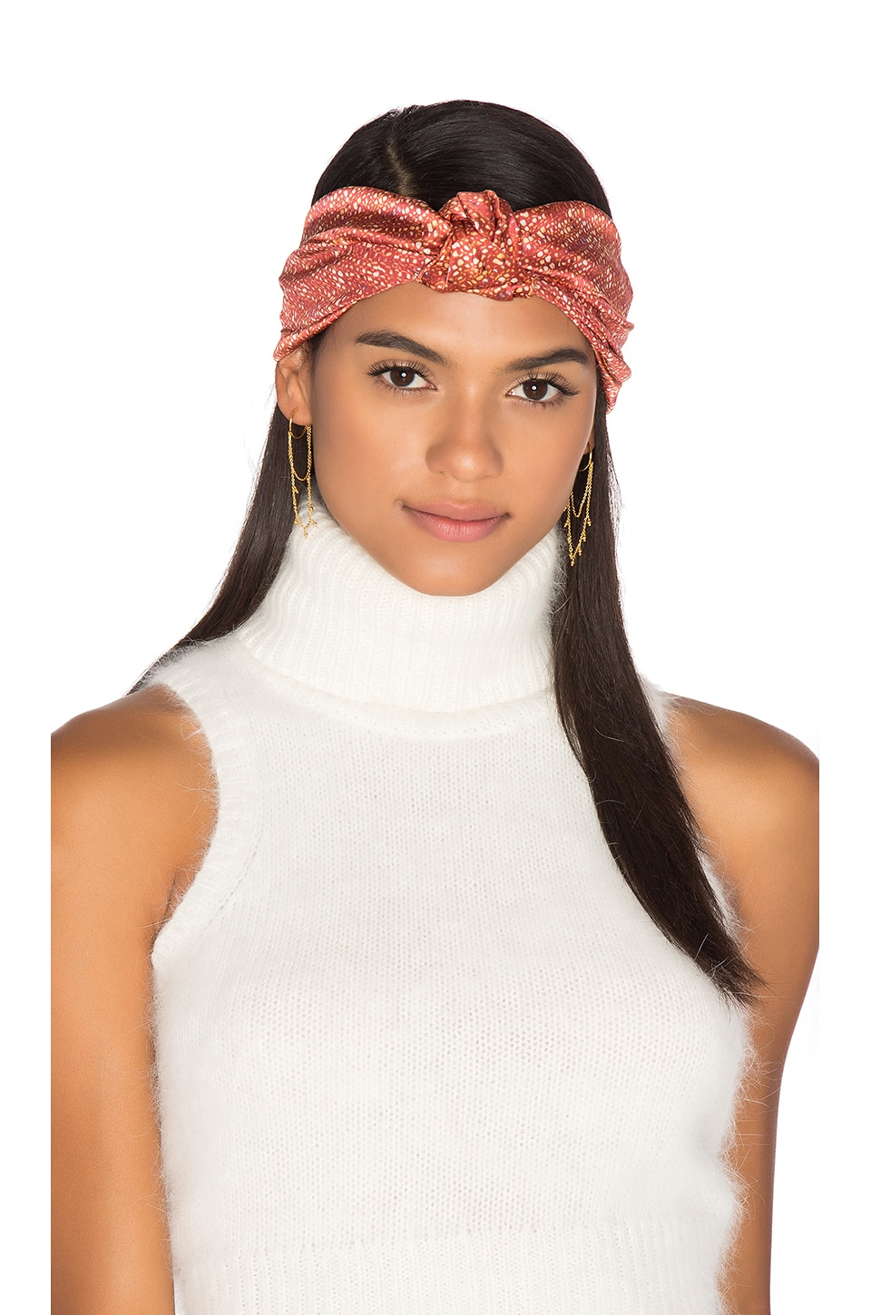 Natalia Turban at Revolve Clothing