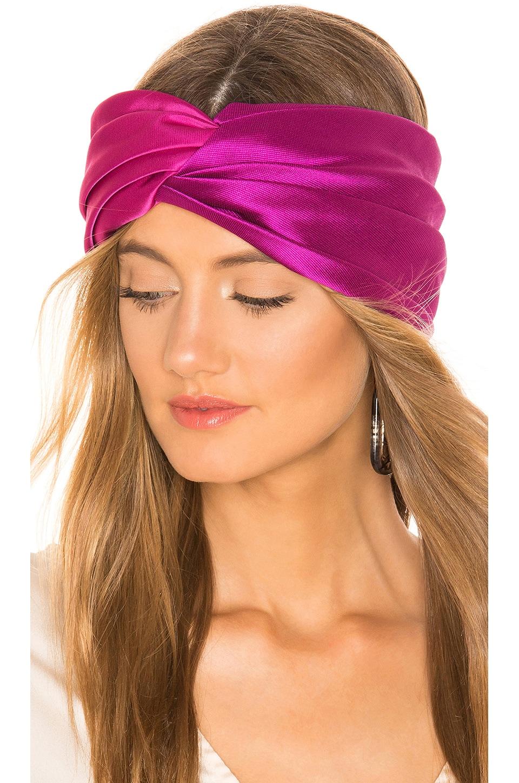 Eugenia Kim x REVOLVE Malia Headband in Purple