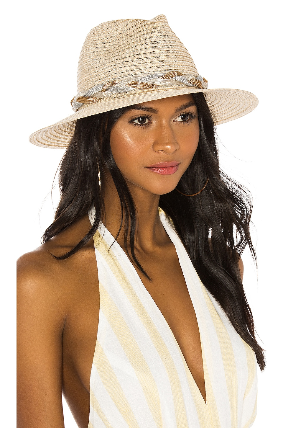 Eugenia Kim Courtney Hat in Natural
