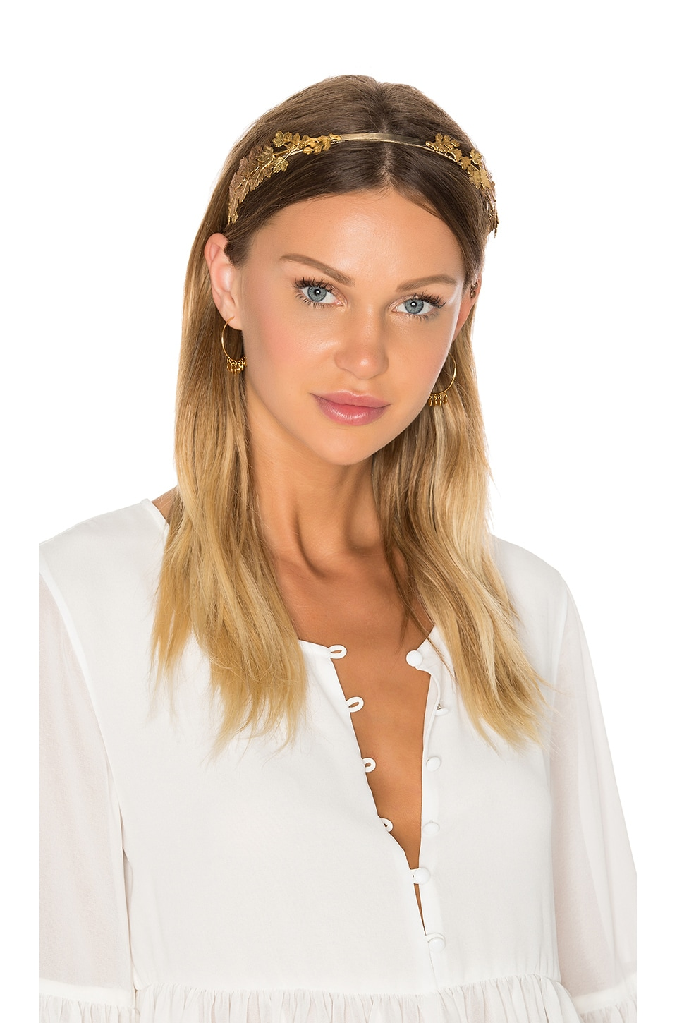 Laurel Headband at Revolve Clothing