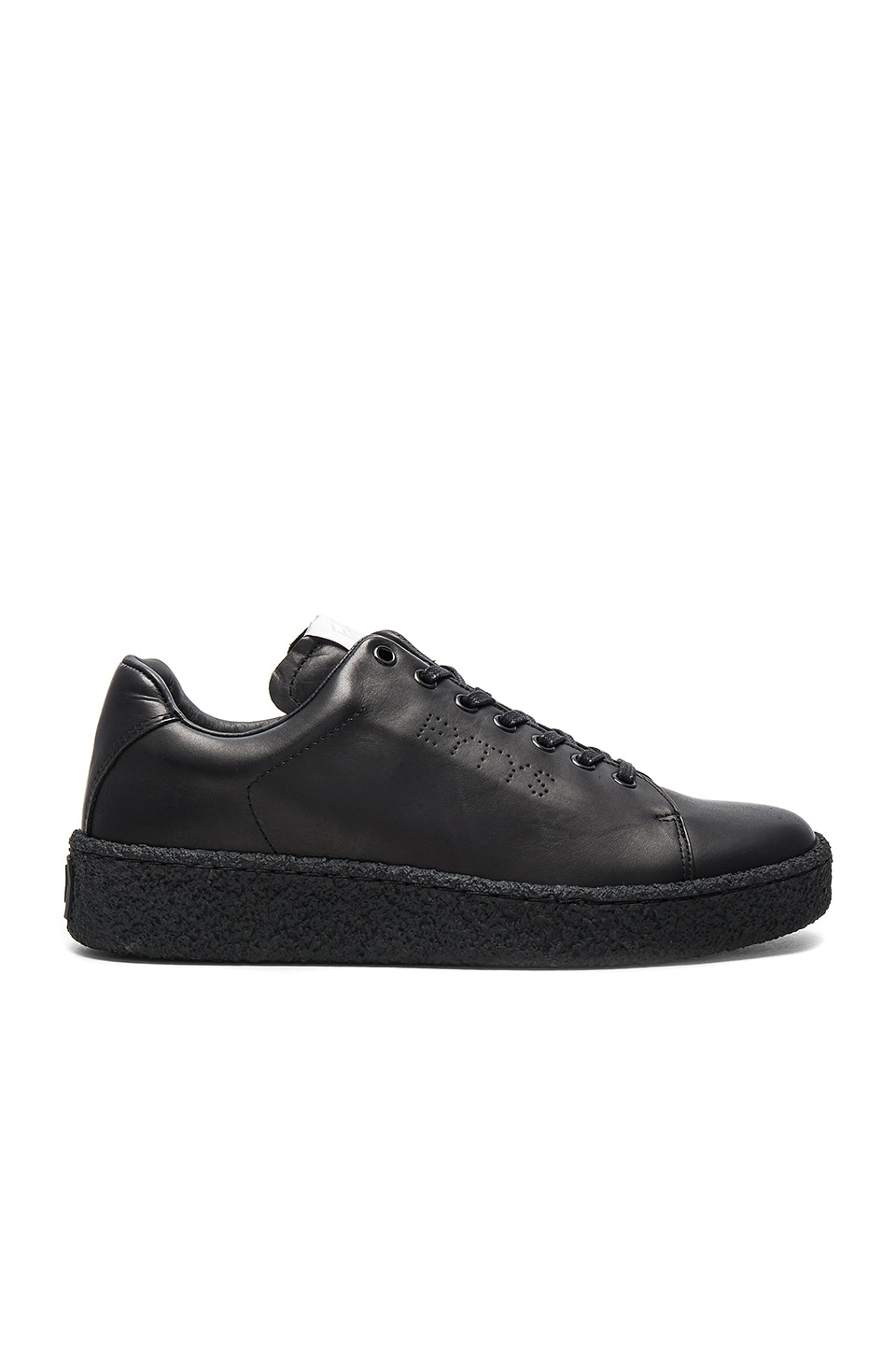 Eytys Ace Leather in All Black | REVOLVE